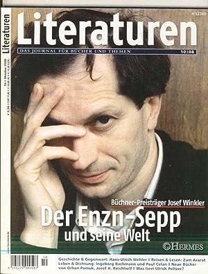 Literaturen., Das Journal für Bücher und Themen.: Löffler, Sigrid [Hrsg.]: