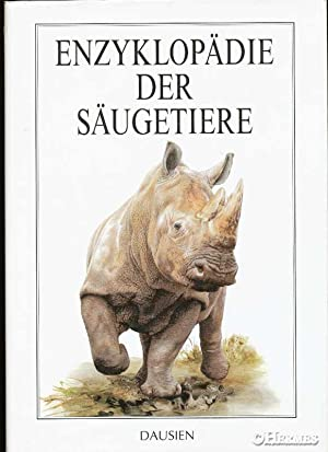 Enzyklopädie der Säugetiere.,: Gaisler, Jiri und