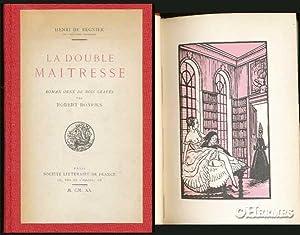 La Double Maitresse.,: R�gnier, Henri de:
