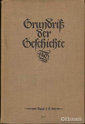 Geschichte des Mittelalters., Ausgabe C in darstellender Form.: Bonwetsch, Dr. Gerhard: