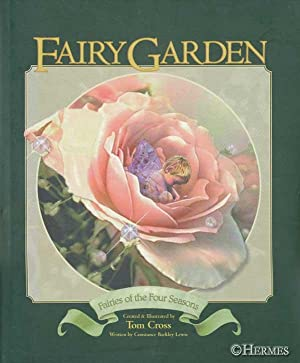 Fairy Garden., Fairies of the Four Seasons.