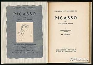 Picasso.,: Stein, Gertrude: