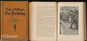 Der Flüchtling., Roman aus Neu-Mexiko und dem angrenzenden Indianergebiet im Anschluß an...