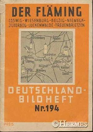 Der Fläming., Coswig, Wiesenburg, Belzig, Niemegk, Jüterbog, Luckenwalde, Treuenbrietzen,...