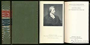 Briefwechsel mit Friedrich Schiller.,: Goethe, Johann Wolfgang
