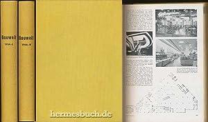 Bauwelt., Baukunst, Bautechnik, Bauwirtschaft. 1956
