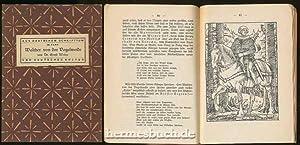 Walther von der Vogelweide., Des großen mittelalterlichen Dichters Leben und Schaffen, der ...