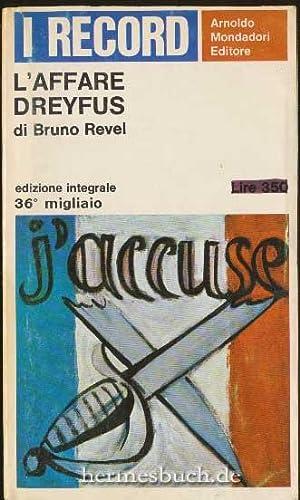 L`Affare Dreyfus., (1994 - 1906): Revel, Bruno: