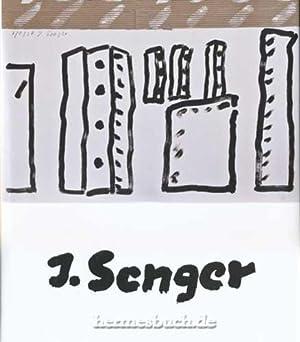 Der Maler Jochen Senger.,: Senger, Joachim, Horst [Hrsg.] Hollstein und Ursula Prinz: