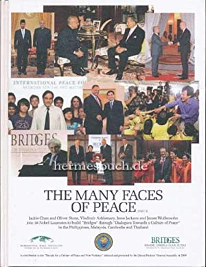 The Many Faces of Peace., Part II: Jackie Chan and Oliver Stone, Vladimir Ashkenazy, Jesse Jackson ...
