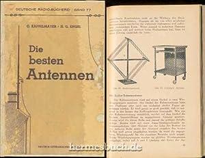 Die besten Antennen. Schalttechnische Verbesserungen an älteren Empfängern.,: Kappelmayer...