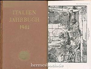 Italien Jahrbuch 1941.,: Deutsch-Italienisches Kulturinstitut [Hrsg.]: