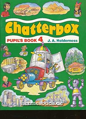 Chatterbox, Pupil`s Book. Level 4.,
