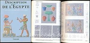 Description de l`Egypte., Publiée par les ordres: Neret, Gilles und