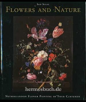 Flowers and Nature., Netherlandish Flower Painting of: Segal, Sam: