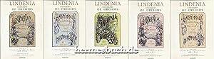 Lindenia: Iconography of Orchids I -V., I 1885-1888; II 1888-1891; III 1891-1894; IV 1894-1898; V ...