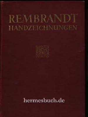 rembrandt des meisters handzeichnungen volume ii only