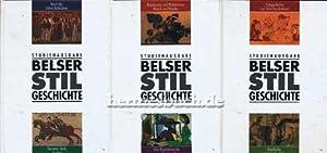 Belser Stilgeschichte., Altertum, Mittelalter, Neuzeit.: Wetzel, Christoph: