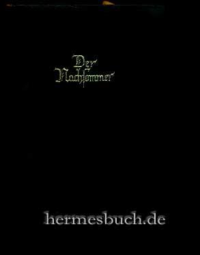 Der Nachsommer.,: Stifter, Adalbert: