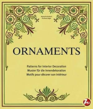 Ornaments. patterns for interior decoration based on the practical decorator and ornamentist by G...