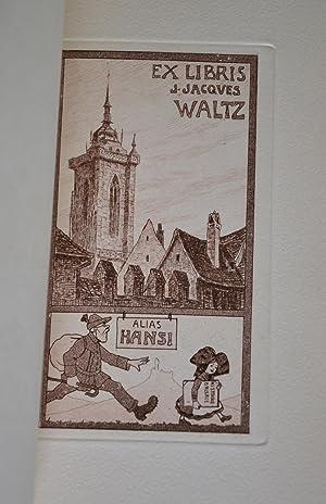 Hansi, Ses Ex-Libris, Ses Compositions Héraldiques et Ses Enseignes [heraldiques]: Des Robert, E. ;...