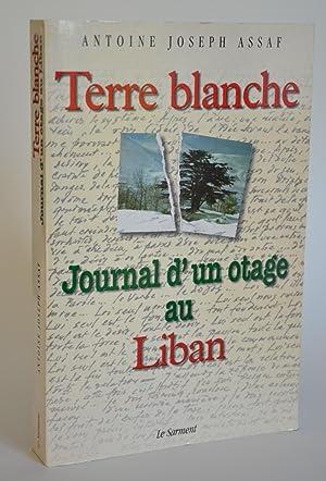 Terre Blanche, Journal d'Un Otage Au Liban: Assaf, Antoine Joseph