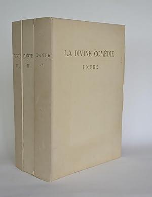 La Divine Comédie, Enfer, Purgatoire, Paradis: Dante Alighieri ;
