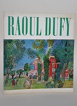 "Catalogue De L'exposition ""Raoul Dufy :1877-1953"", Galerie: Collectif ; Martin-Mery,"