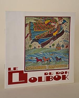 Le Loubok Du don, Imagerie Populaire Cosaque: Conservation Des Musées