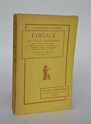 Virgile : La Fille D'auberge suivi Des: Virgile ; Rat,