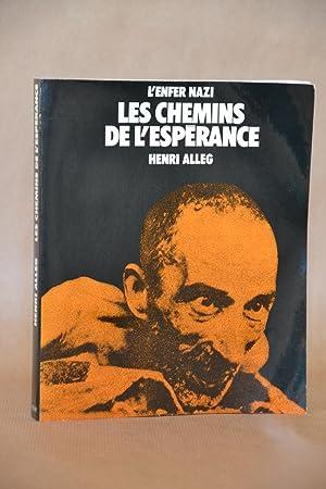 Les Chemins De L'espérance, L'enfer Nazi: Alleg, Henri