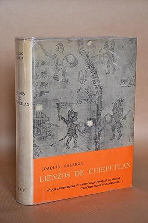 Lienzos de Chiepetlan, mission archéologique et ethnologique: Galarza, Joaquim