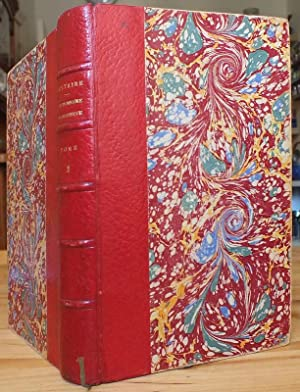 Oeuvres choisies de Voltaire publiées avec préface, notes et variantes par Georges ...