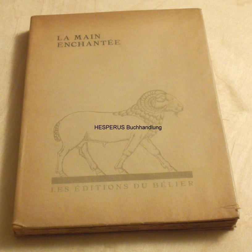 La Main Enchantée Nerval, Gérard de. [ ] [Softcover] (bi_18660711334) photo