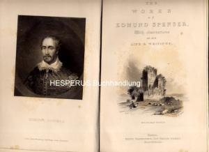 The Works of Edmund Spenser - complete in one volume