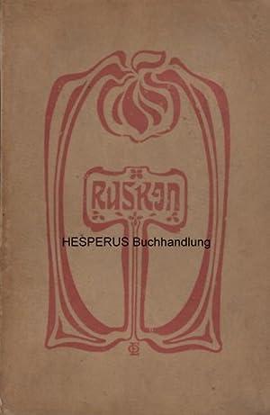 Praeterita - Band I apart: Ruskin, John.