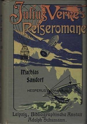 Mathias Sandorf - in 3 Bänden komplett: Verne, Jules.