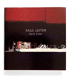 Early Color: Saul Leiter