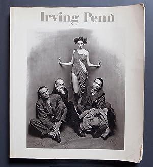 Irving Penn: John Szarkowski and