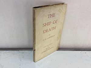 The Ship of Death: D. H. Lawrence