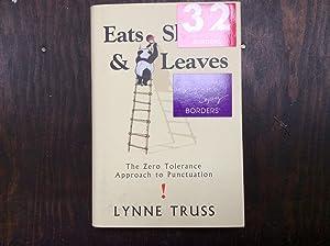 Eats, Shoots & Leaves: Lynne Truss