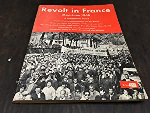 Revolt in France May-june 1968 A Contemporary