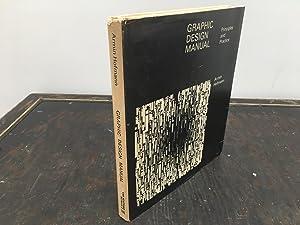 Graphic Design Manual Principles and Practice: Armin Hofmann
