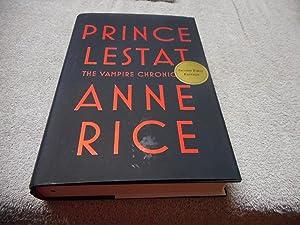 Prince Lestat - SIGNED 1st ed/1st prtg: Rice, Anne