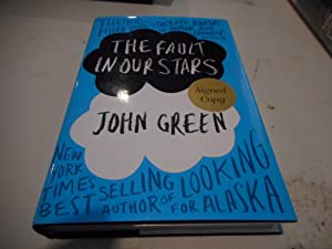 The Fault in our Stars - SIGNED: Green, John