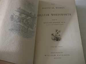 The Poetical Works of William Wordsworth + The Life of William Wordsworth