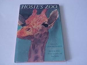 Hosie's Zoo: Tobias, Hosea, Lucretia and Lisa Baskin