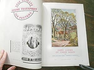 Gebrauchsgraphik International Advertising Art - september 1938