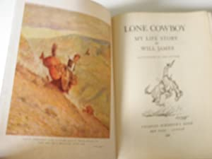 LONE COWBOY My Life Story: Will James