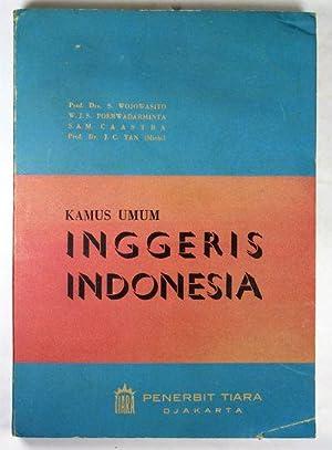 Kamus Indonesia - Inggeris: S. Wojowasito and